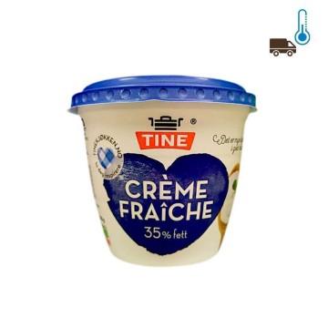 Tine Crème Fraîche 200g/ Nata Agria