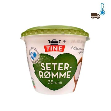 Tine Seterrømme 300g/ Sour Cream