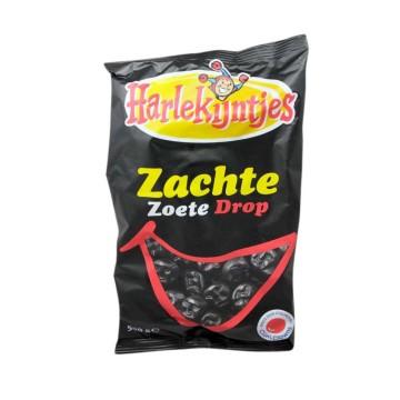 Harlekijntjes Zachte Zoete Drop 500g/ Sweet Liquorice Candies