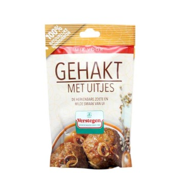 Verstegen Gehakt Met Uitjes 40g/ Spice Mix for Meatballs with Onions