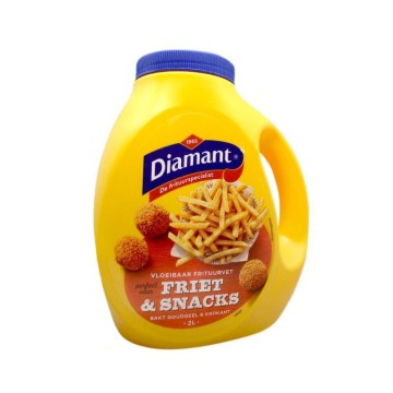 Diamant Original Plantaardige Olie 2L/ Vegetable Oil to Fry