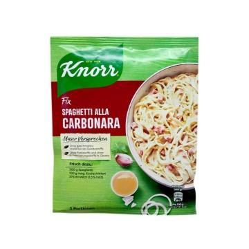 Knorr Fix Spaghetti alla Carbonara / Preparado para ESpagueti a la Carbonara 38g