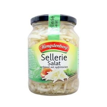 Hengstenberg Sellerie Salat mit Apfelstücken 330g/ Celery Salad with Apple