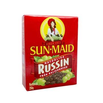Sun Maid Naturliga Russin 250g/ Pasas