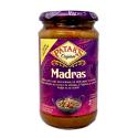 Patak's Madras Saus 450g/ Salsa Madras