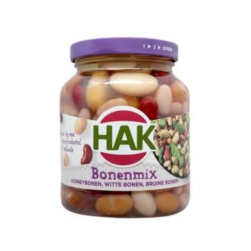 Hak Bonenmix 370g/ Mezcla de Alubias