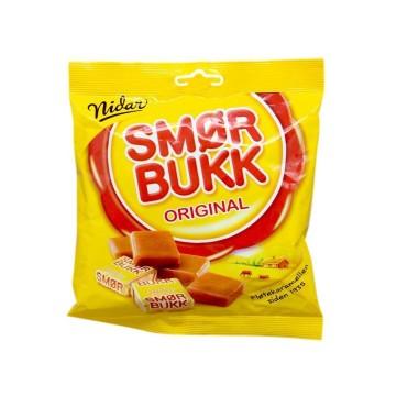 Nidar Smøbukk Original 192g/ Cream Toffees