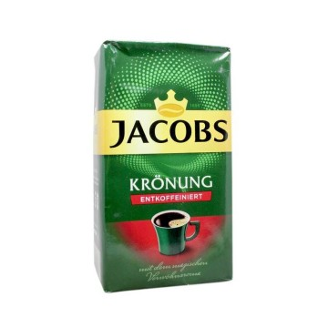 Jacobs Entkoffeiniert 500g/ Decaffeinated Coffee