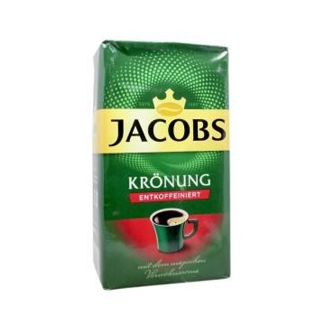 Jacobs Entkoffeiniert 500g/ Decaffeinated Coffee