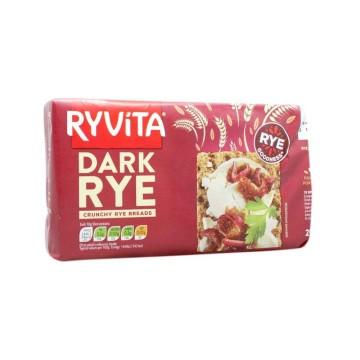 Ryvita Dark Rye Crunchy Bread 250g