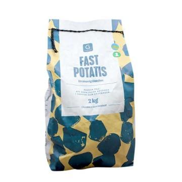 Garant Fast Potatis 2Kg/ Patatas