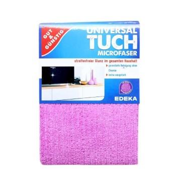 Gut&Günstig Universal Tuch Microfaser x1/ Microfibre Wipe
