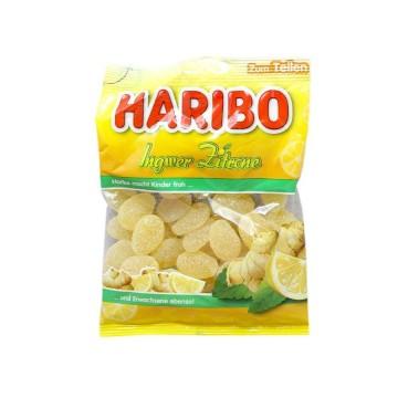 Haribo Ingwer Zitrone 175gr/ Ginger Lemon Gummies