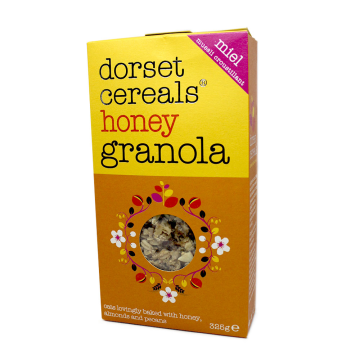 Dorset Cereals Honey Granola 325g/ Cereales con Miel y Frutos Secos