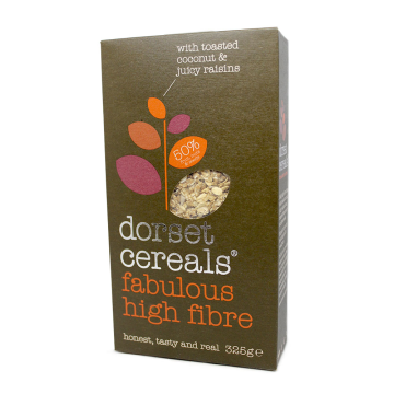 Dorset Cereals High Fibre 325g