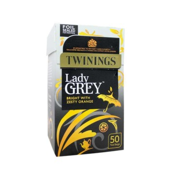 Twinings Lady Grey Tea x50/ Té Lady Grey