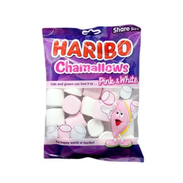 Haribo Chamallows Marshmallows 150g