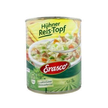 Erasco Hühner Reis-Topf 800g/ Chicken Rice Stew
