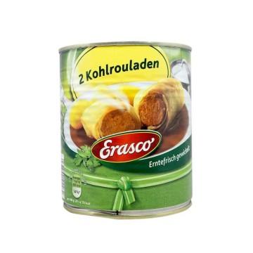 Erasco 2 Kohlrouladen 800g/ Rollos de Col