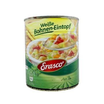 Erasco Weiße Bohnen-Eintopf 800g/ Estofado de Alubias