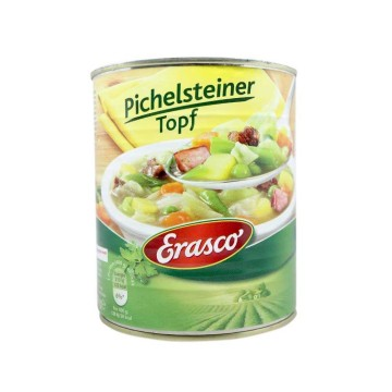 Erasco Pichelsteine Topf 800g/ Meat and Vegetable Stew