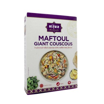 Alfez Maftoul Giant Couscous 200g/ Cuscús Gigante