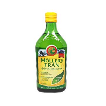 Möller's Trans Naturell 500ml/ Cod Liver Oil Natural