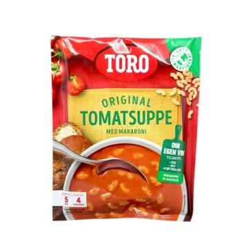 Toro Tomatsuppe Med Makaroni 119g/ Tomato Soup with Macaroni