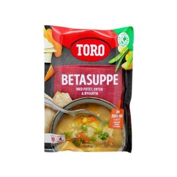 Toro Betasuppe / Sopa Beta con Verduras 112g