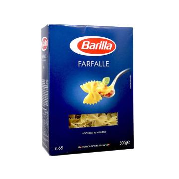 Barilla Farfalle 500g/ Pajaritas Pasta