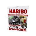Haribo Lakritz Schnecken 200g/ Black Licorice