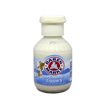 Bärenmarke Traum 8% 160ml/ Leche evaporada
