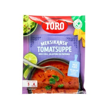 Toro Meksikansk Tomatsuppe 100g/ Mexican Soup