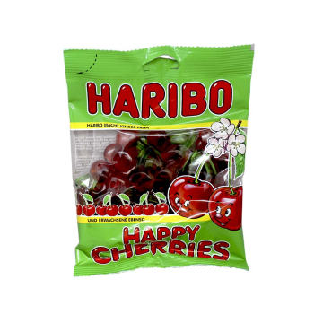 Haribo Happy Cherries 200g/ Cherie Sweets
