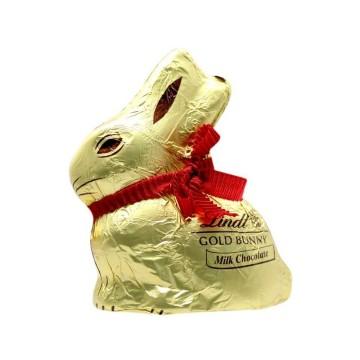 Lindt Gold Bunny Milk Chocolate 100g/ Conejo Chocolate con Leche