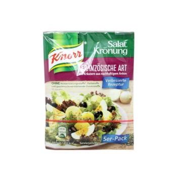 Knorr Salatkrönung Französische Art x5 8g/ Sazonador para Ensalada Hierbas Francesas