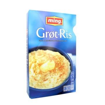 Ming Grøt-Ris Familie Pakning 800g/ Pack Familiar Arroz con Leche Fácil