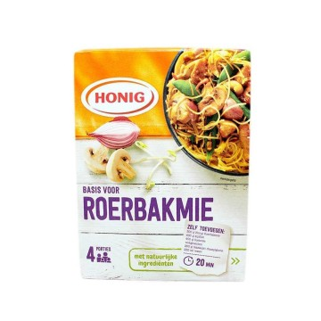 Honig Basis voor Roerbakmie 41g/ Mix for Noodles with Vegetables