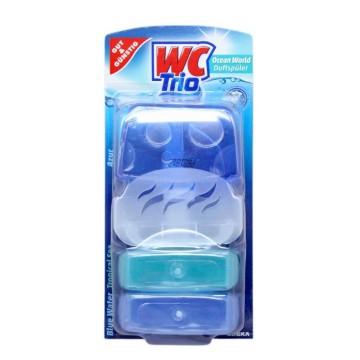 Gut&Günstig WC-Trio Ocean World Duftspüler x3 40g/ Ambientador WC