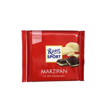 Ritter Sport Marzipan 100g/ Chocolate Mazapán