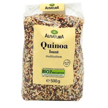 Alnatura Bio Quinoa Multicolore 500gr/ Quinoa multicolor
