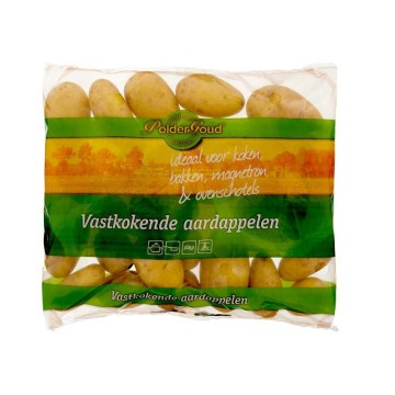 Poldergoud vastkokend aardappel 2,5kg/ Patatas