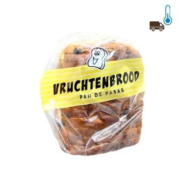 De Hollandse Vruchtenbrood 500g/ Pan de Pasas