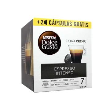 Nescafé Dolce Gusto Espresso Intenso 16Cp/ Espresso Coffee