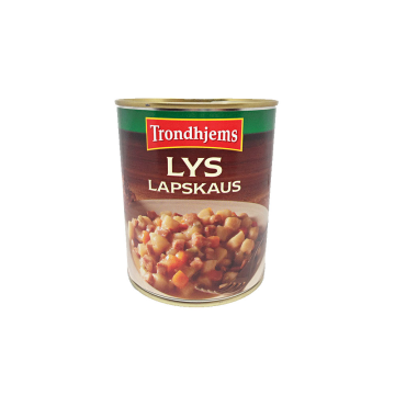 Trondhjems Lys Lapskaus 800g/ Meat and Vegetables Stew