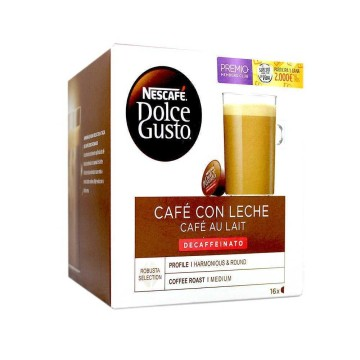 Nescafé Dolce Gusto Cortado Expresso Descaffeinato/ Decaf coffee