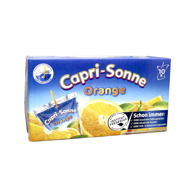 Capri-Sonne Orange x10/ Caprisun Orange