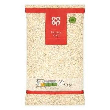 Coop Porridge Oats 500g