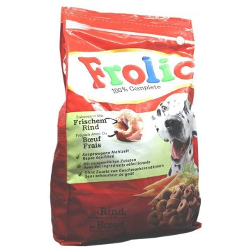 Frolic mit Rind 1,5Kg/ Dog Food with Beef