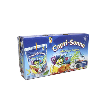 Capri-Sonne Monster Alarm x10/ Refresco Mix Frutas